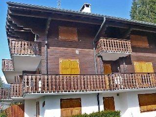 Ferienwohnung Appartement 8  in Champex, Wallis - 6 Personen, 3 Schlafzimmer
