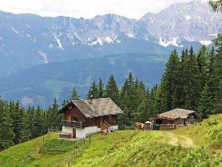 Ferienhaus Wassertheureralm  in Dellach, Karnten - 6 Personen, 2 Schlafzimmer