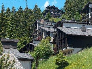 Ferienwohnung Les Beluardes Bl. 151/2  in Alpe des Chaux, Waadtlander Alpen - 2