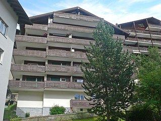 Apartment Mirador  in Zermatt, Valais - 6 persons, 3 bedrooms