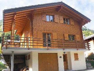 Ferienhaus Miranda  in Champex, Wallis - 8 Personen, 3 Schlafzimmer