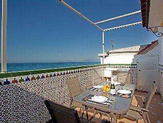 Apartment San Luis Atico  in Rincon de la Victoria, Costa del Sol - 4 persons,
