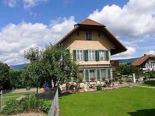 Apartment Arn's Ferienwohnung  in Wangenried, Bernese Mittelland - 4 persons, 2