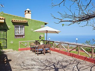 Vacation home Finca Los Nardos  in La Orotava, Tenerife - 4 persons, 2 bedrooms