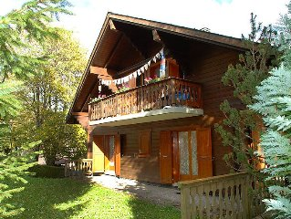 Apartment Brocard  in Val - d'Illiez, Valais - 6 persons, 2 bedrooms