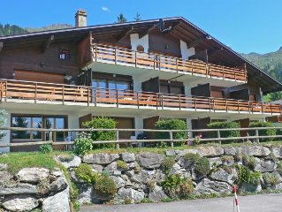 Apartment Pigne 1  in Verbier, Valais - 4 persons, 1 bedroom