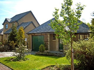 Vacation home Glenpark  in Aviemore, Scotland - 4 persons, 2 bedrooms