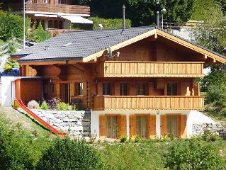 Vacation home Voltaire  in Ovronnaz, Valais - 6 persons, 3 bedrooms