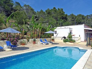 Vacation home Can Toni Mari  in Sant Carles Peralta, Ibiza - 6 persons, 3 bedro