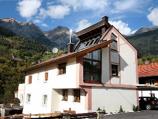 Apartment Enzian  in Pians, Tyrol - 6 persons, 3 bedrooms