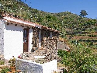Vacation home Los Castanos  in Teror, Gran Canaria - 2 persons, 1 bedroom