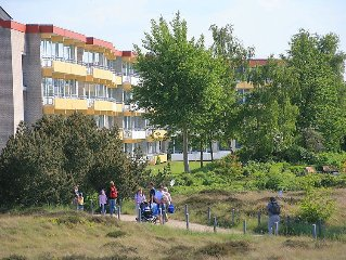 Apartment Dune 32 m2 Seeseite  in Weissenhauser Strand, Baltic Sea - 2 persons,