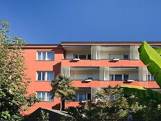 Apartment Junior Suite  in Ascona, Ticino - 4 persons, 1 bedroom