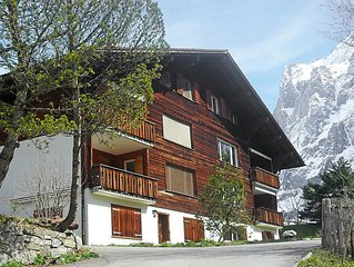 Apartment Casa Almis 5  in Grindelwald, Bernese Oberland - 7 persons, 4 bedrooms