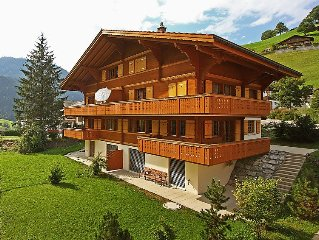 Apartment Eiger  in Grindelwald, Bernese Oberland - 6 persons, 3 bedrooms