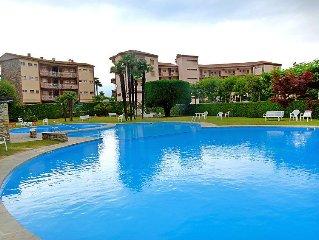 Apartment Belmonte  in Brezzo di Bedero, Lake Maggiore - 2 persons, 1 bedroom