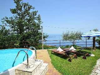 Vacation home Villa More  in Lovran/Tulisevica, Kvarner - 11 persons, 5 bedrooms