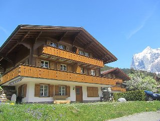 Apartment Mittelhorn  in Grindelwald, Bernese Oberland - 6 persons, 2 bedrooms