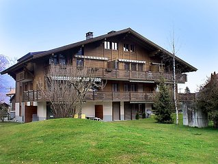 Apartment Wilderswil  in Wilderswil - Interlaken, Bernese Oberland - 3 persons,