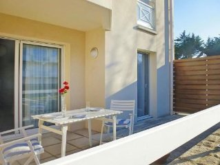 holiday flat, St. Cast-le-Guildo  in Cotes d'Armor - 4 persons, 1 bedroom