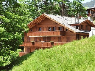 Apartment Roossihuus  in Wengen, Bernese Oberland - 6 persons, 3 bedrooms