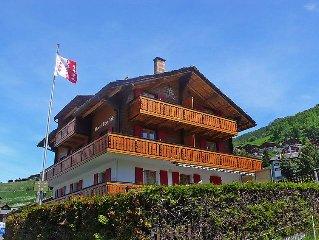 Ferienwohnung Bergfink  in Grachen, Wallis - 4 Personen, 2 Schlafzimmer
