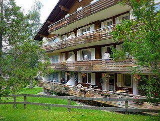 Apartment Zur Linde  in Wengen, Bernese Oberland - 4 persons, 2 bedrooms