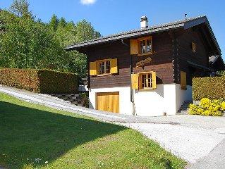 Ferienhaus Les Mouflons  in Nendaz, Wallis - 8 Personen, 4 Schlafzimmer
