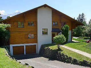 Apartment Le Geteillon 4  in Villars, Alpes Vaudoises - 5 persons, 2 bedrooms