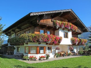 Apartment Hansjorg  in Fugen, Zillertal - 7 persons, 2 bedrooms