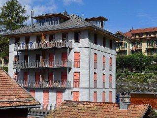Apartment Eden  in Wengen, Bernese Oberland - 4 persons, 2 bedrooms