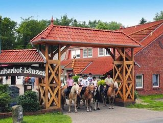 Horse Ranch, Schneverdingen  in Luneburger Heide - 2 persons