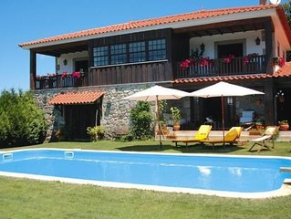 Holiday Home, São Martinho de Coura  in Costa Verde - 8 persons, 4 bedrooms