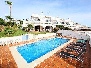 Vacation home Villa Cielo  in Calahonda, Costa del Sol - 7 persons, 3 bedrooms