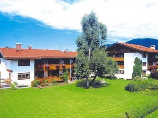 Holiday flats Trinkl, Bad Wiessee, Tegernsee  in Bayerische Alpen - 3 persons,