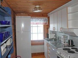 Ferienhaus Puljuvaaran majat/juolukka  in Kittila, Lappland - 4 Personen, 1 Schl
