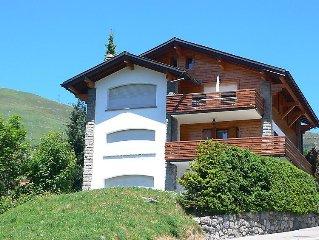 Ferienwohnung La Toura  in Verbier, Wallis - 6 Personen, 3 Schlafzimmer
