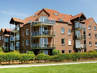 Apartment Baltrum  in Norddeich, North Sea - 2 persons, 1 bedroom