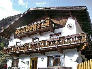 Vacation home Pitztal  in Sankt Leonhard im Pitztal, Pitztal valley - 20 person