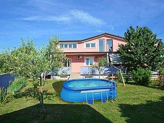 Ferienhaus Finida  in Umag, Istrien - 6 Personen, 3 Schlafzimmer