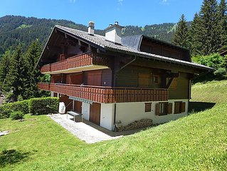 Apartment Le Bouquetin 1  in Villars, Alpes Vaudoises - 6 persons, 3 bedrooms
