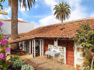 Vacation home Finca Arce  in Tacoronte, Tenerife - 6 persons, 3 bedrooms