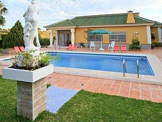 Vacation home Finca La Foza  in Malaga / Puerto de la Torre, Costa del Sol - 8