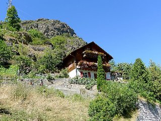 Apartment Erika  in Stalden, Valais - 5 persons, 2 bedrooms