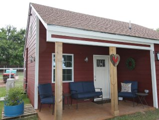 Scenic / Two Bedroom Private Guest House on 15 Acres in Town!