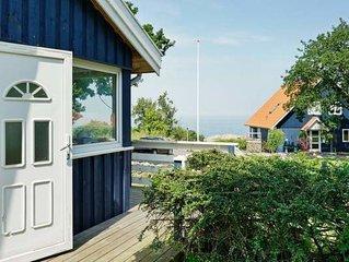Ferienhaus Sandkas  in Allinge, Bornholm - 3 Personen, 2 Schlafzimmer