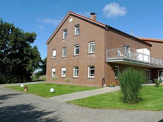 Apartment Remmershof  in Dornumersiel, North Sea - 7 persons, 3 bedrooms