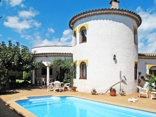Vacation home in Roda de Bara, Costa Dorada - 8 persons, 4 bedrooms