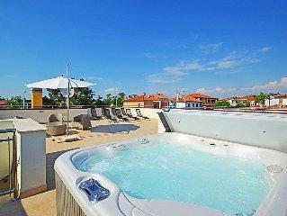 Ferienwohnung Villa Alpa  in Umag, Istrien - 5 Personen, 2 Schlafzimmer