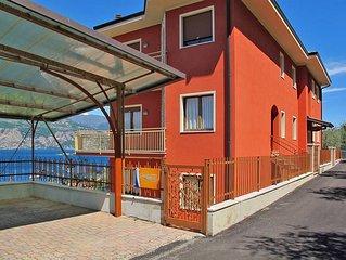 Apartment Casa Maria  in Assenza di Brenzone, Lake Garda/ Lago di Garda - 2 per